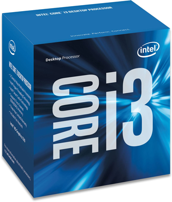 Intel 6th Generation i3 Processor